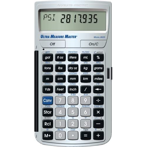 Amazon Calculated Industries 8025 Ultra Measure Master