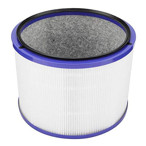 TOPINCN Luchtreiniger Filter Element Vervanging voor Dyson HP01 HP02 HP03 DP01 DP02 DP03 voor kleine deeltjes Allergens verontreinigende stoffen Huisdier Dander
