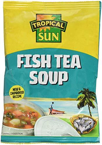 Tropical Sun Fish Tea Soup, 45 g, Pack of 12