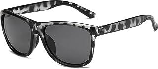 Men's Polarized Sunglasses Retro Driving Sun Glasses for Men