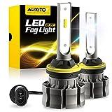 AUXITO 880 LED Fog Light Bulbs, 6000LM 6500K...