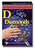 TDC Games Alphabet Mystery Puzzle - D is for Diamonds