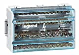 Legrand reparticion standard - Repartidor tetrapolar 125a lexic