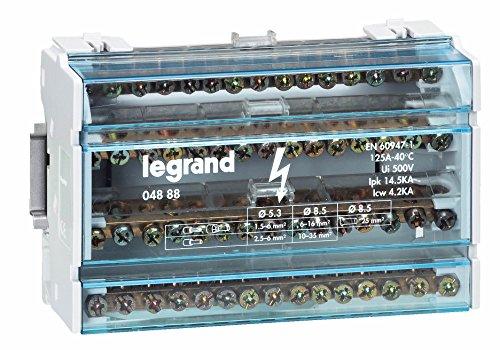 Legrand 004888 KLEM.BLOCK 4P/125A 15STK