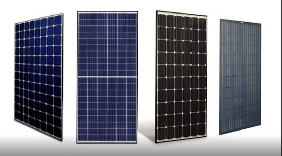 Panel Solar Fotovoltaico Policristalino Monocristalino para Sistema 12v 24v 48v Placa Solar Off Grid y On Grid (160w Monocristalino)