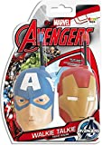 The Avengers - Walkie-Talkie (IMC Toys 390089) Avengers Walkie-Talkie Cara, 27.2 x 19.8 x 6.1