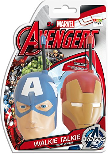 IMC Toys - Marvel - Talkie Walkie Avengers - 390089