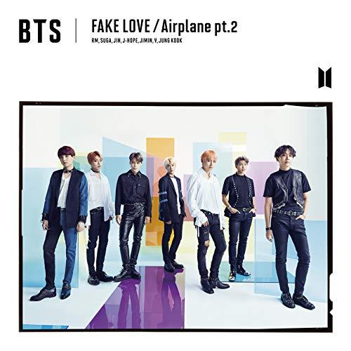 Bird/FAKE LOVE/Airplane pt.2(初回限定盤A)(DVD付)