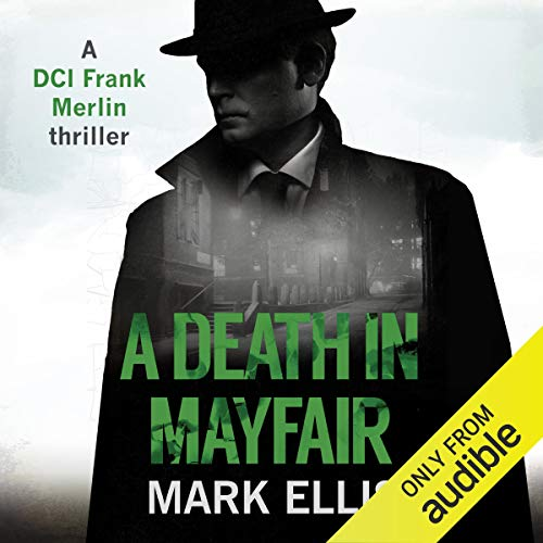 A Death in Mayfair cover art