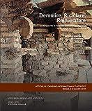 Demolire, riciclare, reinventare. La lunga vita e l'eredità del laterizio romano nella storia dell'architettura. Ediz. italiana e inglese