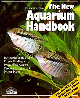 The New Aquarium Handbook: Everything About Setting Up and Taking Care of a Freshwater Aquarium (New Pet Handbooks) (English and German Edition)