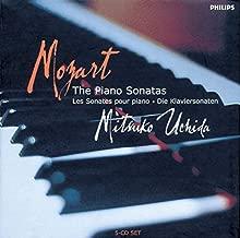 Best mozart complete piano sonatas mitsuko uchida Reviews
