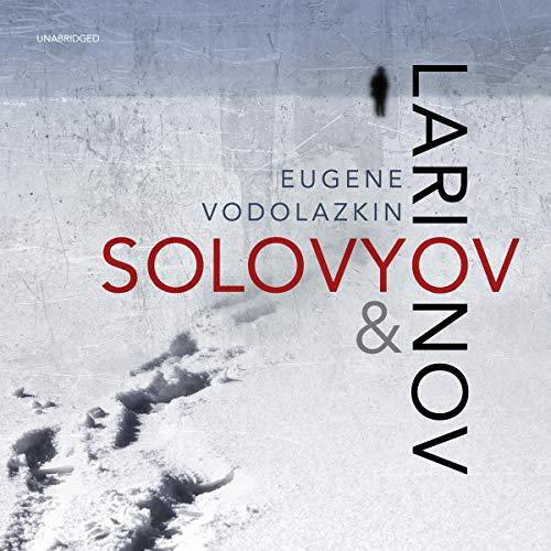 Solovyov and Larionov audiobook cover art
