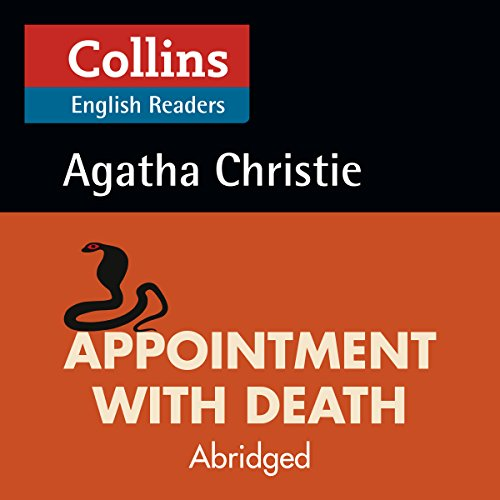Appointment with Death: B2 (Collins Agatha Christie ELT Readers) audiobook cover art