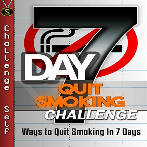 7-Day Quit Smoking Challenge audiobook cover art