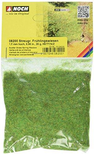 "NOCH- 1.5 mm Scatter Grass Spring Meadow Landscape Modelling Hierbas ""Pradera primaveral"" (8200)"
