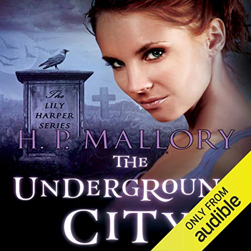 The Underground City cover art