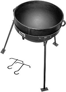 Bayou Classic Cast Iron10-gallon Jambalaya Pot