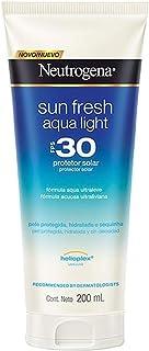 Sunfresh Aqua Light SPF30 200 ml, Neutrogena, 200 Ml