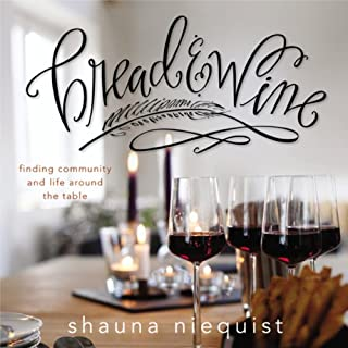 Bread & Wine audiobook cover art