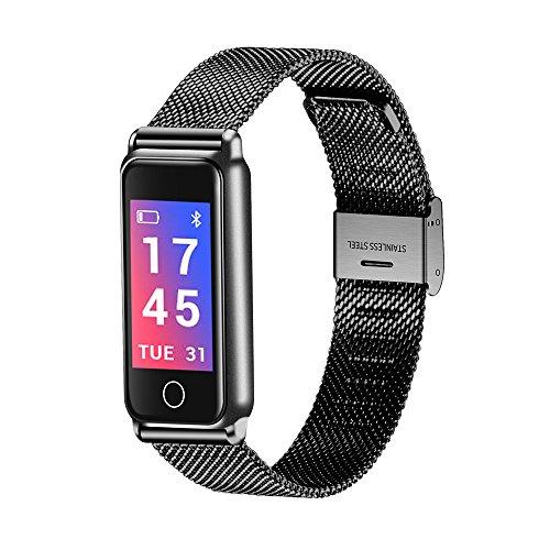 Zeerkeer Sportarmband horlogeband smartwatch armband horloge fitness intelligent horloge 0,96 inch IPS kleurendisplay IP67 waterdichte activiteitstracker 2.5D lens sportgegevens