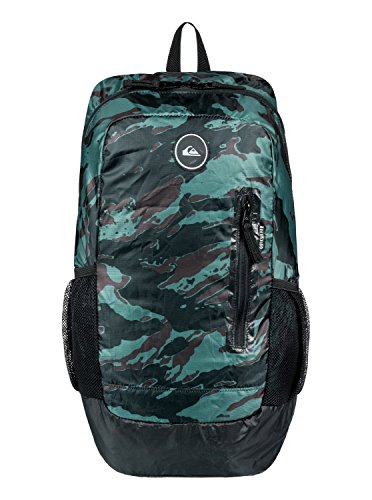 Quiksilver OCTOPACKABLE M BKPK BPG6 Mochila comprimible, Hombre, Dark Forest, One Size