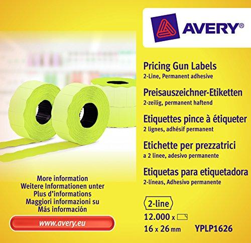 Avery Zweckform YPLP1626 - Rollo etiquetas precios