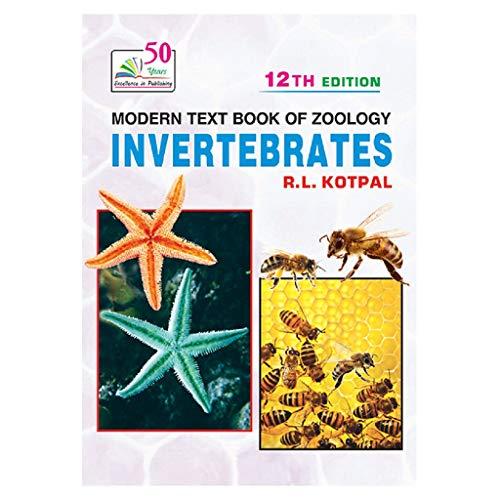 Modern Textbook Of Zoology: Invertebrates