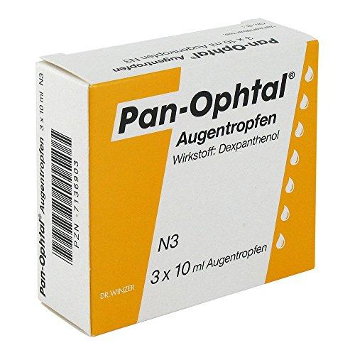 PAN OPHTAL Augentropfen 30 ml Augentropfen