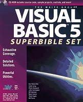 Visual Basic 5: Superbible Set: Boxed (Superbibles)
