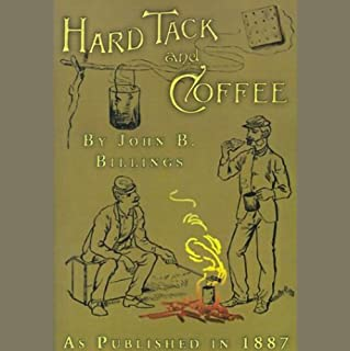 Hard Tack and Coffee audiobook cover art