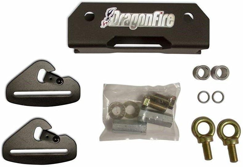 Dragonfire Racing 14-1104 SEAL limited product -UTV Harness Mounting - Polari Anchors Phoenix Mall
