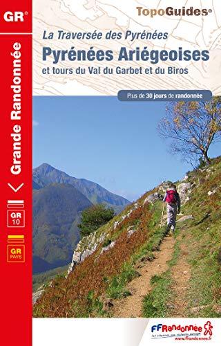 Pyrénées ariégeoises - 1090: et tours du val du Garbet et du Biros