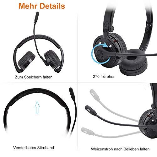 YAMAY Bluetooth-Headset