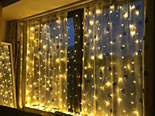 Best warm white twinkle icicle lights Reviews