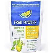 Frau Fowler Tooth Powder