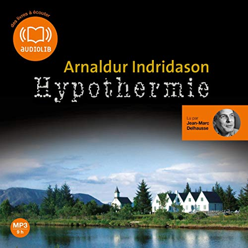 Hypothermie Audiobook By Arnaldur Indridason cover art