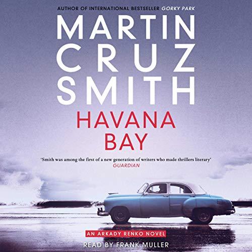 Havana Bay audiobook cover art