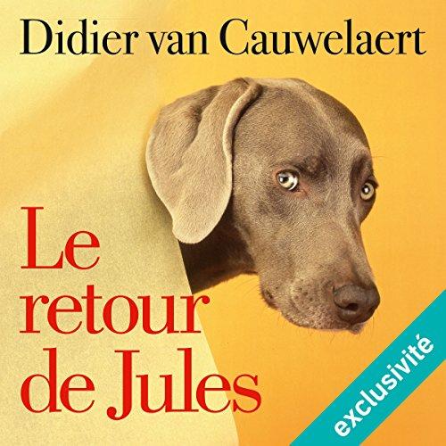 Le retour de Jules (Jules 2) audiobook cover art