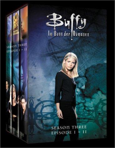 Buffy - Im Bann der Dämonen: Season 3.1 (Episoden 1 - 11) - Collector's Edition