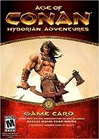 Age of Conan: Hyborian Adventures 60-Day Time Card (輸入版)