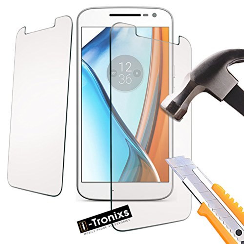 i-Tronixs PADGENE R8 Tablet-Schutzhülle, PADGENE R8, universal Glass (6 inch) Pack of 5, Stück: 1