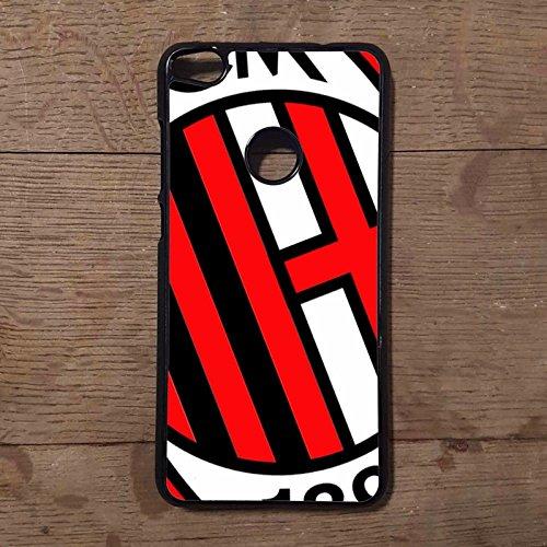 Lovelytiles Milan Cover Calcio Serie A Huawei Smartphone (P10 Lite)