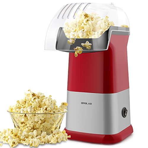 Hot Air Popcorn Poppers for Home...