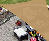 AsterOutdoor Sun Shade Sail Triangle 16' x 16' x 16' UV Block Canopy for Patio Backyard Lawn Garden...