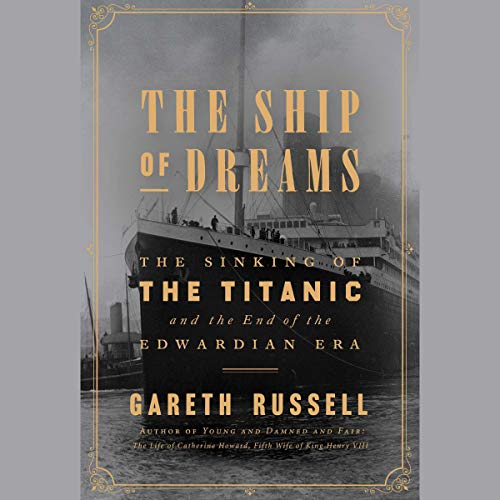 The Ship of Dreams audiobook cover art