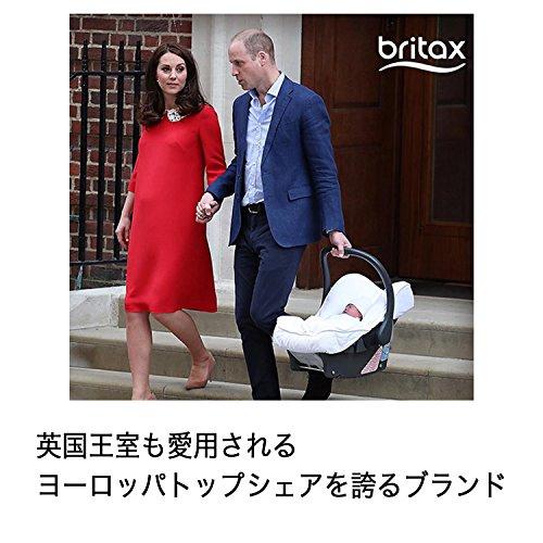 britaxベビーシートベビーセーフアイサイズブラックマーブル新生児~15ヶ月頃BRX24382