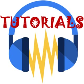 Audacity Tutorials