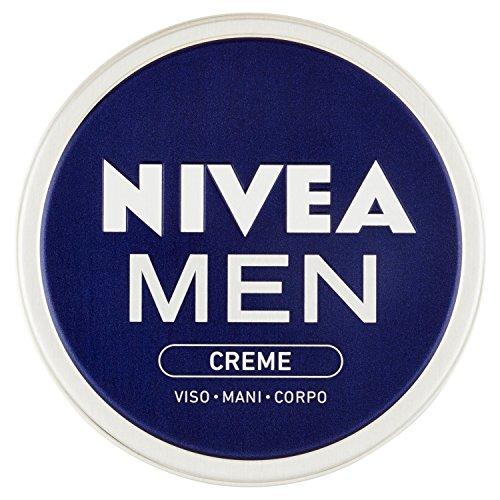 Nivea Men Creme, Crema Uomo Viso Mani e Corpo, 75 ml