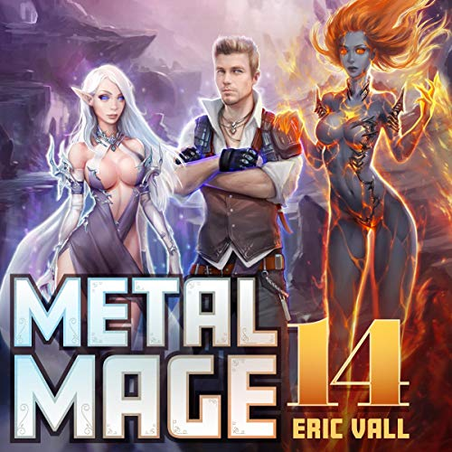 Page de couverture de Metal Mage 14